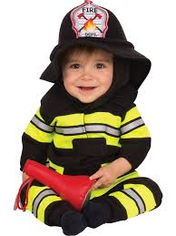 Fireman Baby/Toddler Costume - Baby/Toddler Costumes For 2018 ...