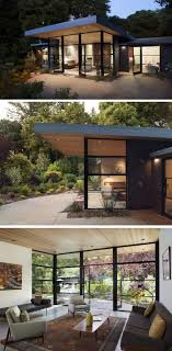 100 Eichler Architect Ana Williamson Has Completed A Contemporary