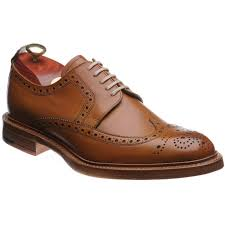 bureau vall馥 martinique barker shoes barker creative bailey brogues in cedar calf at