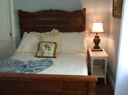 Queen Bed Frame For Headboard And Footboard by Converting Antique Double Bed To Queen