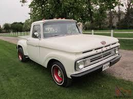 1962 Ford F100 Pickup Truck, Stepside Truck For Sale   Trucks ...