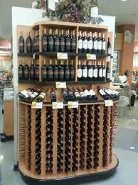 Cool Wine Display At HyVee