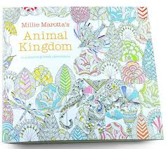 Secret Garden Series Animal Kingdom Coloring Book For Children Adult Relieve Stress Graffiti Painting Drawing 24 Page