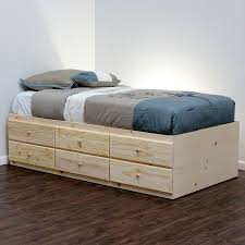Awesome Twin Xl Bed Frame with Drawers Twin Xl Bed Frame with