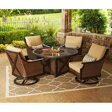 Grand Resort Keaton Patio Furniture by Everyday Low Price On Grand Resort Keaton 5 Piece Chat Set With