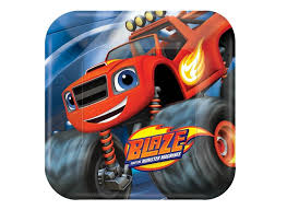 100 Monster Truck Theme Party Blaze And The Machines Supplies Sweet Pea Parties