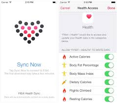 Sync Solver Allows Fitbit Users to View Fitness Related Data in
