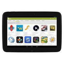 Google Play Designed for Tablets Section Launched