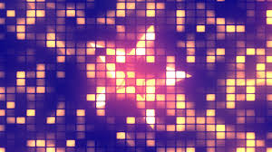Dance Party Lights 1 Loopable Background Stock Animation