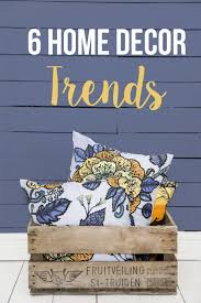 6 Home Decor Trends For Fall And Winter
