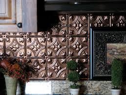 copper backsplash tiles home depot home design ideas
