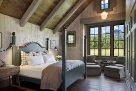 Rustic Bedroom Design Ideas Which Radiate Comfort 14