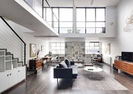 100 Melbourne Warehouse Warehouse Gets Chic Industrial Makeover The Interiors