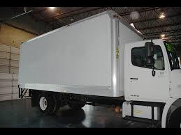 2010 Hino 268 20 Ft Box - Points West Commercial Truck Centre