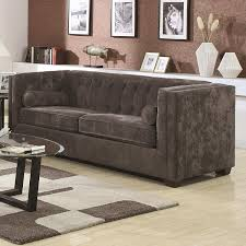 World Market Luxe Sofa Slipcover Charcoal by Amazon Com Coaster Home Furnishings Cairns Modern Contemporary