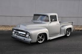 1956 Ford F-100- Help From My Friends