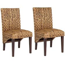100 Side Dining Chairs Product Amazoncom Best Choice S Elegant Set Of 2 Hand Woven