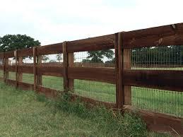 Fences Of Texas