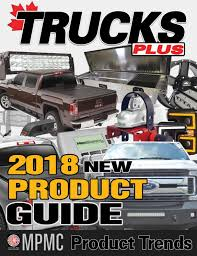 Trucks Plus New Products Guide 2018 By RPM Canada - Issuu