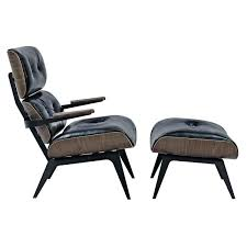 Lounge Chairs With Ottoman Lounge Chair Ottoman Charles Ray Eames
