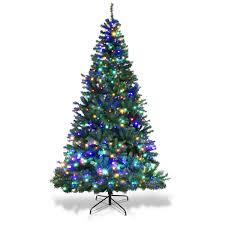 Christmas Tree Baubles Christmas Card Set Papier