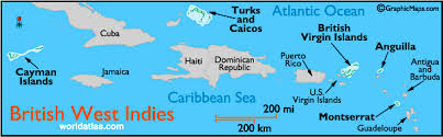 Today The West Indies Is Better Know As Caribbean