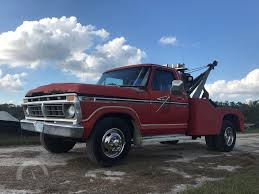 100 Ford Tow Truck AuctionTimecom 1973 FORD F350 Online Auctions
