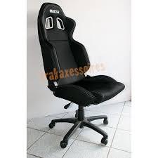 chaise baquet de bureau fauteuil de bureau baquet recaro chaise de travail generationgamer