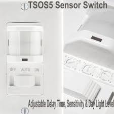 Ceiling Mount Occupancy Sensor Switch by Topgreener Tdos5 J 2 In 1 Occupancy Vacancy Motion Sensor Switch W