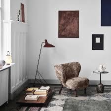 wohnen mit herbstfarben einrichten in beige braun und grau