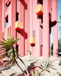 100 Ricardo Bofill Architecture Icon La Muralla Roja By