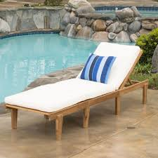 Wood Chaise Lounge Patio Set Of 2 Adjustable Outdoor With Cushion ... Giantex Outdoor Chaise Lounge Chair Recliner Cushioned Patio Garden Adjustable Sloungers Outsunny Recling Galleon Christopher Knight Home 294919 Lakeport Steel Back Shop Kinbor 2 Pcs Allweather Affordable Varietyoutdoor Pool Fniture Cosco Alinum Serene Ridge Bestchoiceproducts Best Choice Products 79x30in Acacia Wood Baner Ch33 Cambridge Nova White Frame Sling In Chosenfniture