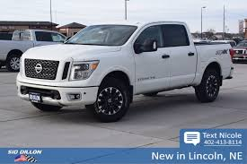 New 2018 Nissan Titan PRO-4X Crew Cab In Lincoln #4N18211 | Sid ...