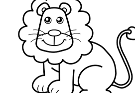 Coloring Pages Interest Book Lion