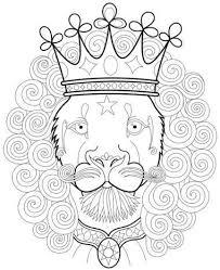 Dapper Animals Coloring Book Design Originals