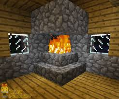 Minecraft Kitchen Ideas Ps3 by How To Make A Fireplace That Won U0027t Burn Your House Down In