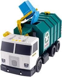 Matchbox Large Scale Recycling Truck | DWR17 | Mattel Shop Garbage Trucks Waste Management Toy First Gear Mack Mr Rear Load Garbage Truc Flickr Mini Day Youtube Cheap Truck Loader Find Deals On Line 134 Scale Model Frontload Amazoncom Waste Management Front End Scania City Disposal Toy Green 1 43 Xinhaicc Mr Tonka Mighty Motorized Amazoncouk Toys Games Filewaste Management Overloadjpg Wikimedia Commons Heil Durapack Python California Puts Its Electric Into Operation