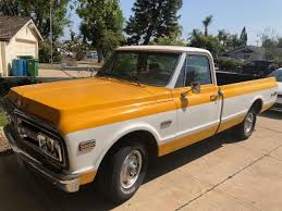 1972 GMC Sierra For Sale | ClassicCars.com | CC-1112963