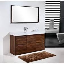 60 Inch Bathroom Vanity Single Sink by 51 60 Inches Bathroom Vanities U0026 Vanity Cabinets For Less