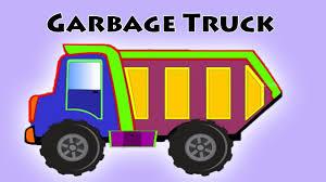 100 Garbage Truck Videos For Children Cartoon S Image Group 57
