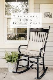 Turn A Chair Into A Rocking Chair - She Holds Dearly Ancestral Rocking Chair Gio Ebony Antique Rocking Chair Sold The Savoy Flea With Sewing Drawer Collectors Weekly How To Update A Pair Of Wornout Chairs Hgtv A Country Sheraton Youth Sized Thumb Back Rocker 19th Century For Safavieh Alexei Natural Brown Acacia Wood Patio Windsor Kitchen Stripe Caning Seat Weaving Handbook Illustrated Wooden Stock Photos Upholstered Redo Prodigal Pieces