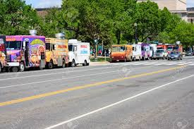 A Row Of Food Trucks On A Road In National Mall - May 2, 2015 ... Abc 7 News Wjla On Twitter Dc Doner Food Truck Catches Fire In Ranked Third For Best Dessert Food Trucks The Fourth Edition Washington May 19 2016 Stock Photo Edit Now Shutterstock And Museums Style Youtube Use Social Media As An Essential Marketing Tool More Truck Regulation Worries La Taco Eater Dcarea Cook Up A Cvention Connect Association Tourists Get From The Trucks Washington At Lemoninfused Living Pho Junkies Is Trying To Regulate Flickr