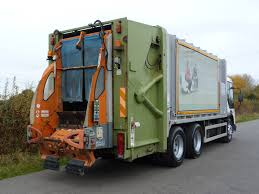 Dennis Eagle Elite II 6 X 4 Refuse Truck