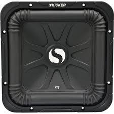 Amazon.com: Kicker 11TS10L32 Single 10 Solo Baric L3 Sub 2ohm: Car ... Single 10inch Sealed Mdf Subwoofer Enclosure Box For Kicker L710 L7 359 Tcwrt124 12inch Loaded Comp Rt Shallow 12 Inch Custom Boxideal Mustangtruck Kx8005 5channel Amp A 10 In Truck Pair Of Ks 65 Kicker 43tc104 Tc10 300w 4ohm Comp Loaded Subwoofer Car Truck Inch With Official Box New 2000w Soundstorm Truck Box L 7 S Smart Bides Sbox Brunolucasinfo 10c12d4 Dvc Sub Mb Quart Za210001d 1000 Watt Mono New Prebuilt Enclosures Ces 2016 Youtube Subwoofers Cvr In Chevy 72018 F250 F350 Vss Powerstage Powered Amp Dual Awesome 1999 2006 Chevy Silverado Ext Cab