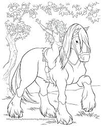 Printable Bella Sara Horse Coloring Pages Brave Page Of And Her Best Ideas On Simple