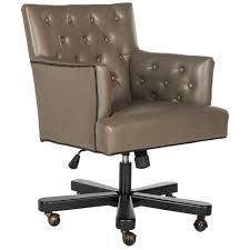 Safavieh Chambers Brown Bicast Leather Office Chair MCR4209A - The ... Wing Back Lounge Chair In Distressed Black Leather Martha Washington Accent Chairs Pair Linen Fabric Etsy Heaney Upholstered Storage Bench Reviews Joss Main Mapped The 13 Best Design And Fniture Stores Atlanta Curbed Milagros Side Allmodern Shipping Rates Services Uship Hashtag Home Douglas Wayfair Fairways At Peachtree City Apartments Ga Miss Millys Event Rental Design 15 Small Towns Near You Should Visit Soon Trent Austin Gibbs Wood Metal Barrel End Table