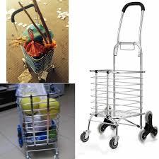 100 Hand Truck Stair Climber Senarai Harga Foldable Folding Climbing Luggage