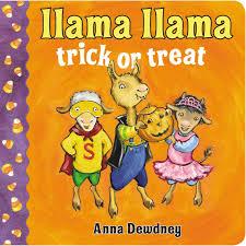 Pumpkin Books For Toddlers by Llama Llama Trick Or Treat Anna Dewdney 9780451469786 Amazon