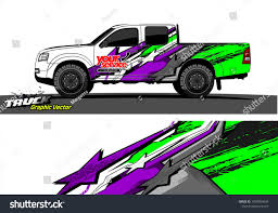 100 Truck Wrap Design Truck Wrap Design Vector Abstract Background For Vehicle Vinyl