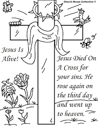Religious Easter Coloring Pages Fancy Christian